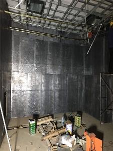 防辐射室内外装饰装修工程